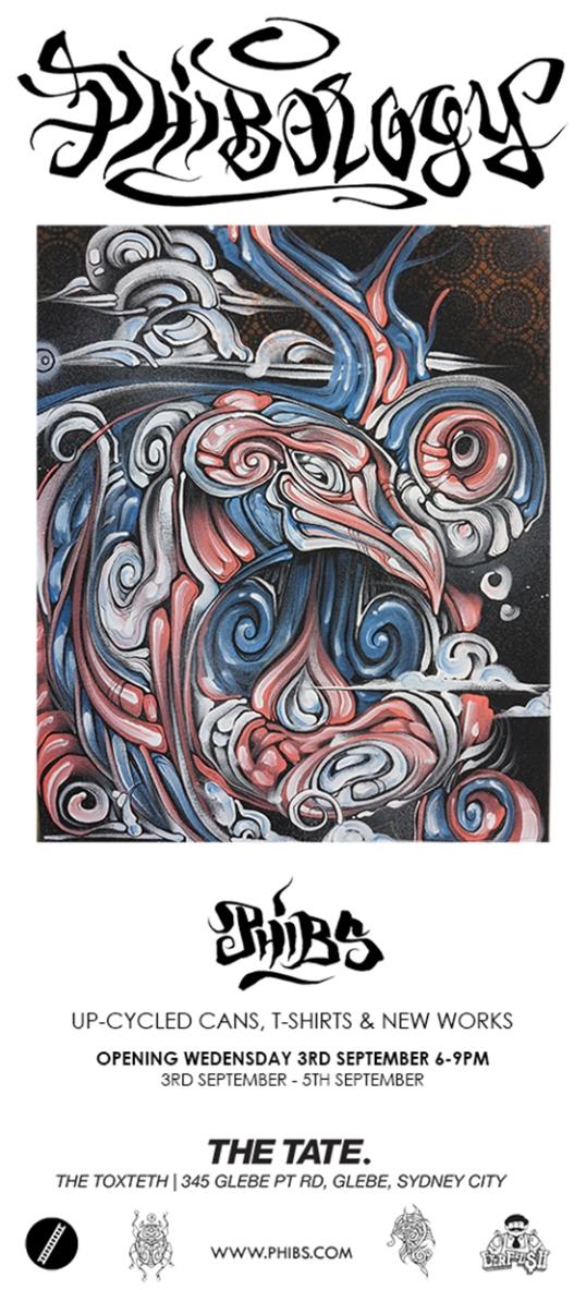 Phibology Flyer